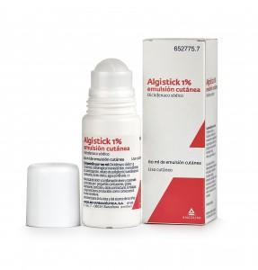 Imagen del producto ALGISTICK 1% EMULSIÓN CUTÁNEA