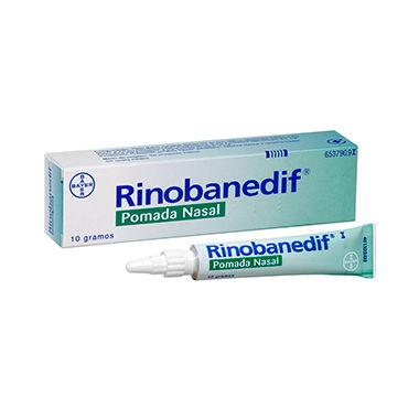 Imagen del producto RINOBANEDIF TUBO DE 10 GRAMOS