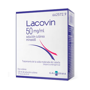 Imagen del producto LACOVIN 50 MG/ML 120 ML