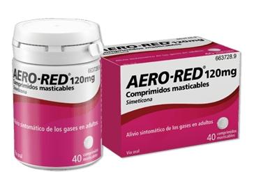 Imagen del producto AERO RED 120 MG COMPRIMIDOS MASTICABLES, 40 COMPRIMIDOS