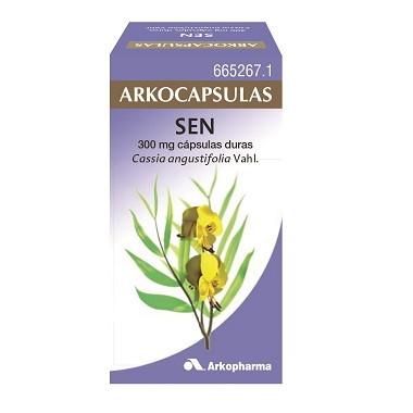 Imagen del producto ARKOCÁPSULAS SEN 300 MG 48 CÁPSULAS DURAS