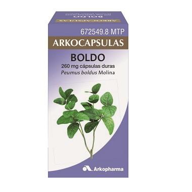 Imagen del producto ARKOCÁPSULAS BOLDO 260 MG 48 CÁPSULAS DURAS