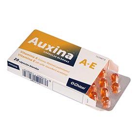 Imagen del producto AUXINA A+E CÁPSULAS BLANDAS, 30 CÁPSULAS