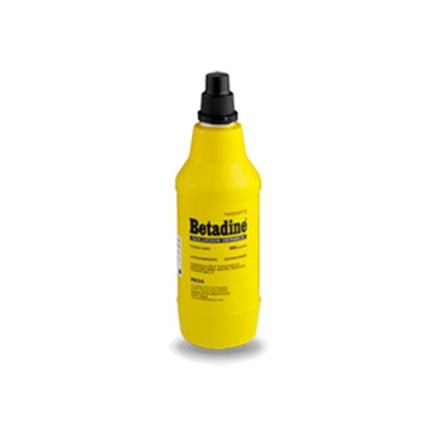 Imagen del producto BETADINE 10% SOLUCIÓN DERMICA 500 ML