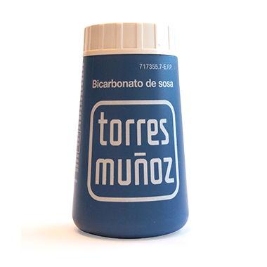 Imagen del producto BICARBONATO DE SOSA TM POLVO 200 G