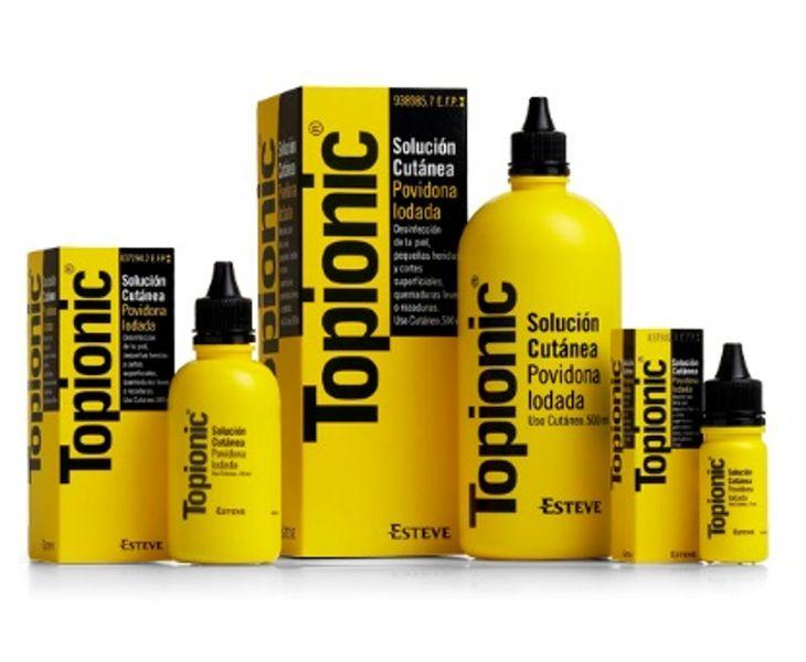 Imagen del producto TOPIONIC 10% SOLUCIÓN 25 ML