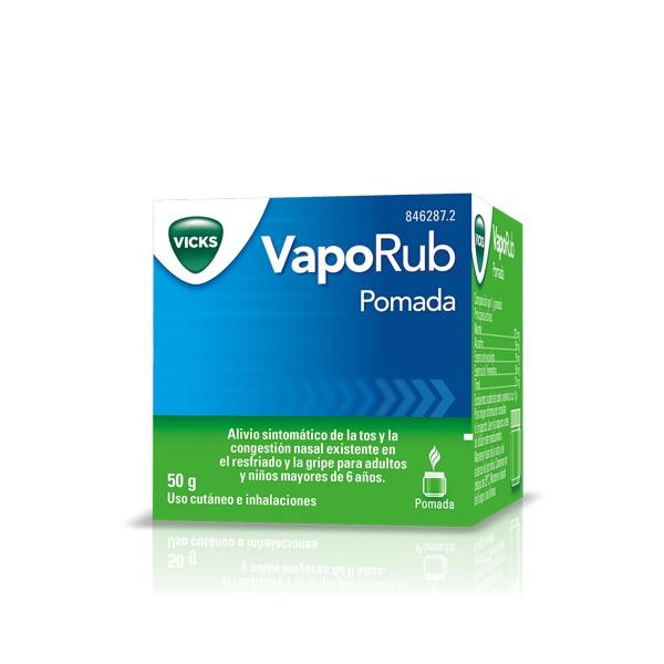 Imagen del producto VAPORUB FRASCO DE 50 G