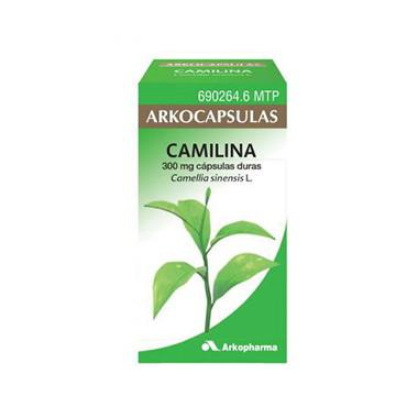 Imagen del producto ARKOCAPSULAS CAMILINA 300 MG 100 CÁPSULAS DURAS