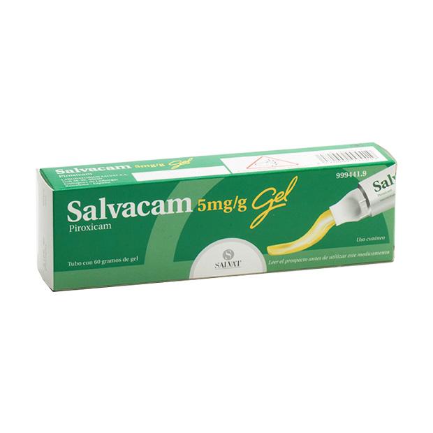 Imagen del producto SALVACAM 5 MG/G GEL  60 g