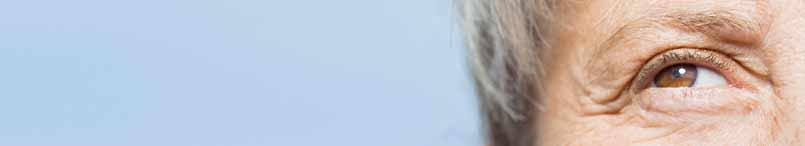 Imagen de cabecera de la sección de medicamentos de Productos para el cuidado de los ojos